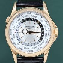 Patek Philippe (パテック フィリップ) コンプリケーション ワールドタイム 5130 非常に良い ピンクゴールド 39.5mm 自動巻き
