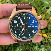 IWC Bronze 41mm Remontage automatique IW387902 occasion