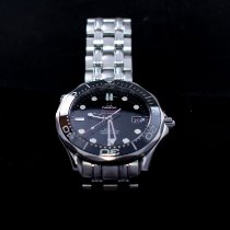 Omega Seamaster Diver 300 M Steel 41mm Black No numerals United States of America, New York, Ardsley