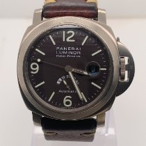 Panerai Luminor Power Reserve Titanium 44mm Black Arabic numerals United States of America, New York, New York