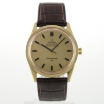 Omega Constellation 167021 Very good Yellow gold 33mm Automatic