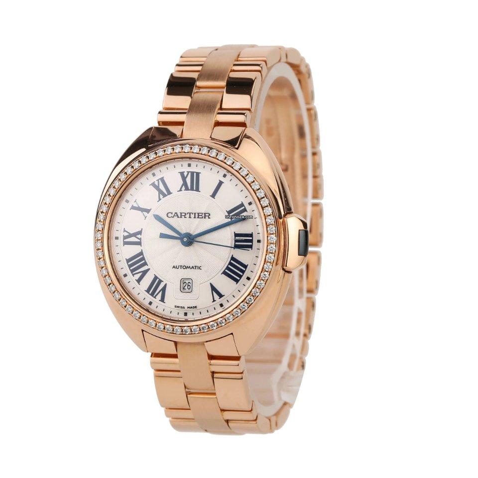 Cartier Clé de Cartier WJCL0003 новые