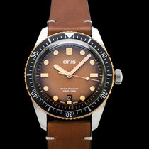 Oris 01 733 7707 4356-07 5 20 45 Bronze 2020 Divers Sixty Five 40.00mm new United States of America, California, Burlingame