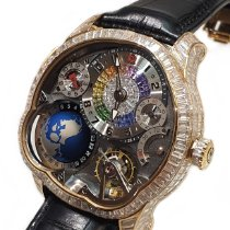 Greubel Forsey Manual winding Greubel Forsey GF05 GMT EARTH BAGUETTE new