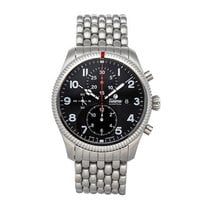 Tutima pre-owned Automatic 43mm Black 10 ATM