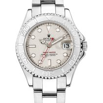 Rolex Yacht-Master Steel 29mm Silver No numerals United States of America, New Jersey, Upper Saddle River