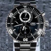 Oris Titane 46mm Remontage automatique 01 674 7655 7184 occasion