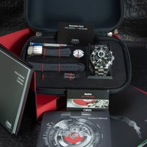 Oris Titanio 46mm Automático 01 674 7655 7184-Set usados