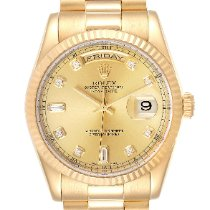 Rolex 118238 Yellow gold 2000 Day-Date 36 36mm pre-owned United States of America, Georgia, Atlanta