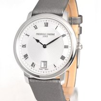 Frederique Constant Slimline Mid Size Steel 37mm Silver