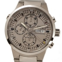 IWC IW3715.006 Steel 2003 GST 43mm pre-owned