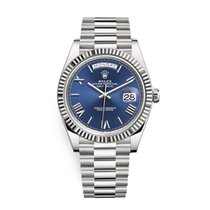Rolex Day-Date 40 nuevo 2020 Automático Reloj con estuche y documentos originales 228239