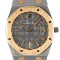 Audemars Piguet Royal Oak Acero y oro 33mm Gris