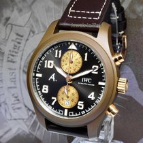 IWC Cerámica 46mm Automático Pilot Chronograph nuevo