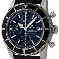 Breitling Superocean Heritage Chronograph Steel 46mm Black