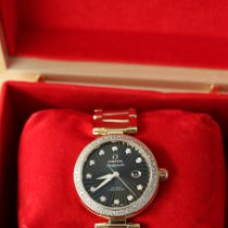 Omega 425.65.34.20.63.001 Or rouge 2013 De Ville Ladymatic 34mm occasion