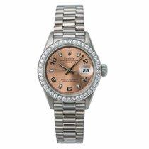 Rolex Lady-Datejust 26mm Arabic numerals United States of America, New York, New York