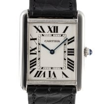 Cartier Tank Solo Ocel 27.5mm