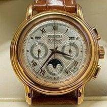 Zenith El Primero Chronomaster Oro rosa 40mm Plata Romanos