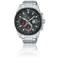 Pulsar new Quartz Small seconds Chronometer 43.5mm Steel Mineral Glass