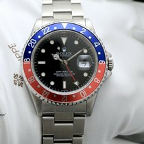 Rolex GMT-Master 16700 Steel 40mm Automatic United Kingdom, Oxford