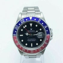 Rolex Steel 1984 GMT-Master II 40mm pre-owned United States of America, California, San Diego