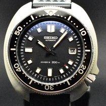 Seiko Acero 45mm Automático SLA033J1 usados España, Barcelona