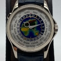 Patek Philippe World Time 5131G-001 New White gold 39.5mm Automatic