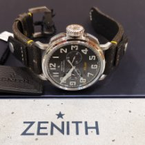 Zenith Pilot Type 20 Acero Gris España, Vista Hermosa