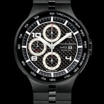 Porsche Design Flat Six 6360.43.04.0275 Ny Stål 44mm Automatisk