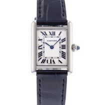 Cartier Tank Louis Cartier White gold 22mm Silver United States of America, Georgia, Atlanta