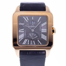 Cartier W2020068 Rose gold 2010 Santos Dumont 38mm pre-owned United States of America, Georgia, Atlanta