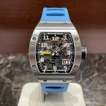 Richard Mille RM 029 Titanium 48mm Transparent Arabic numerals