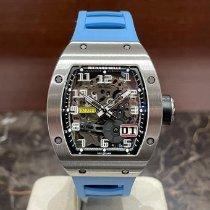 Richard Mille Titanium Automatic Transparent Arabic numerals 48mm pre-owned RM 029