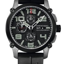 Porsche Design Indicator 6930.21.43.1201 New Titanium 47mm Automatic
