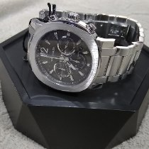 Wittnauer Steel 42mm Quartz WN3003 new
