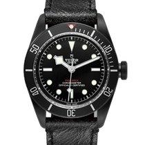 Tudor Black Bay Dark Steel 41mm Black No numerals