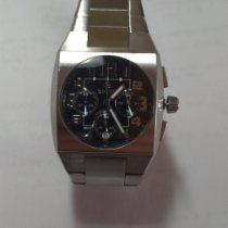 Breil Steel 43mm Chronograph pre-owned