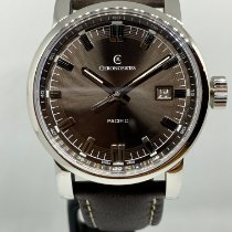 Chronoswiss Pacific Steel 40mm Brown