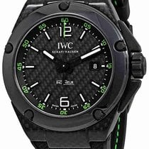 IWC Ingenieur Automatic Carbon 46mm Black Arabic numerals