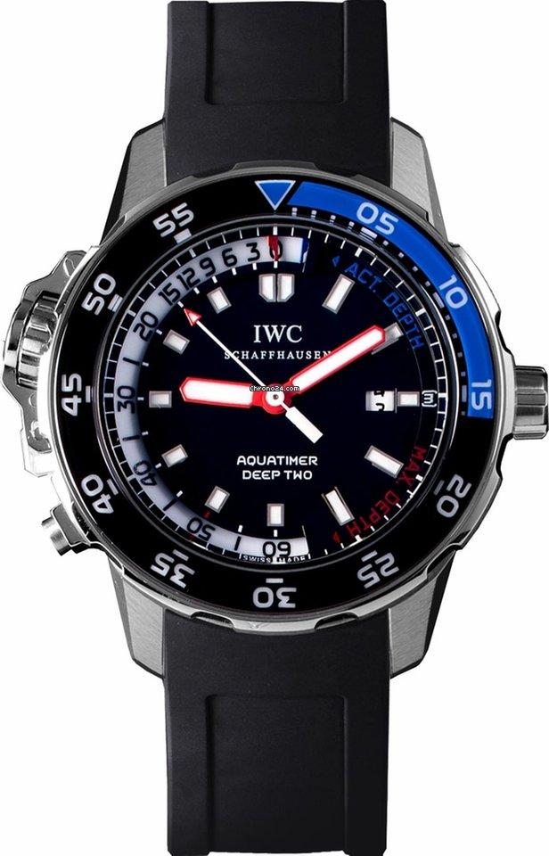 IWC Aquatimer Deep Two IW354702 2020 nuevo