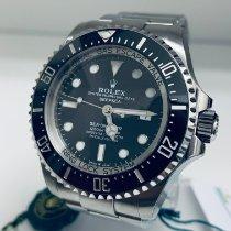 Rolex Sea-Dweller Deepsea Stahl 44mm Schwarz Keine Ziffern Deutschland, Karlsruhe