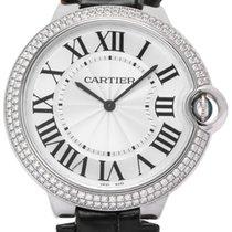 Cartier Ballon Bleu 40mm Белое золото 40mm