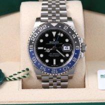 Rolex GMT-Master II Steel 40mm Black No numerals United States of America, California, Los Angeles