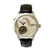 Glashütte Original Platine Remontage automatique Or (massif) 39,4mm occasion PanoMaticTourbillon