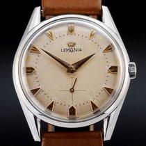 Lemania Unworn Steel 35.4mm Automatic