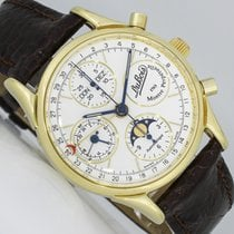 DuBois et fils Yellow gold 36mm Automatic pre-owned