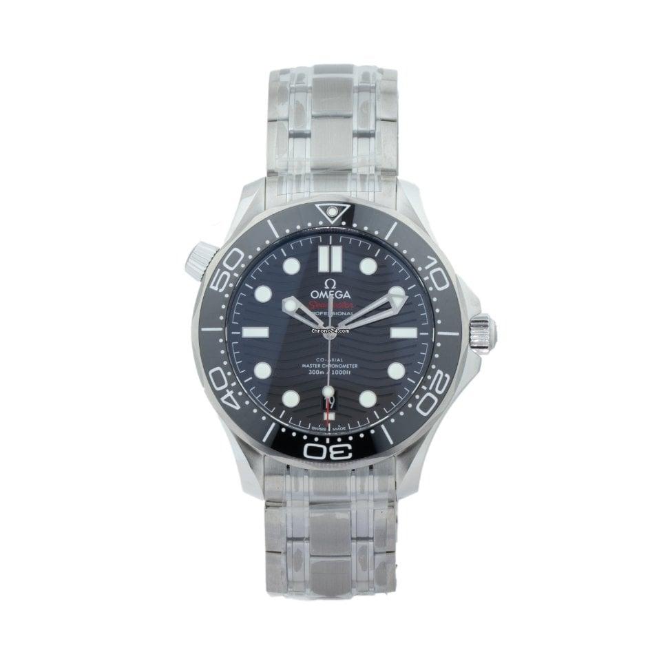 Omega Seamaster Diver 300 M 210.30.42.20.01.001 2020 new