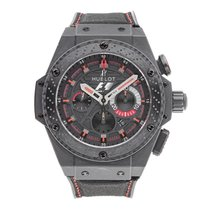 Hublot Steel 48mm Automatic 703 pre-owned