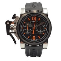 Graham Chronofighter Oversize Acero 46mm